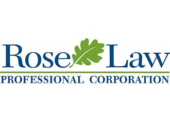 Oakville real estate lawyer Robert Rose