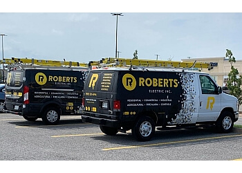 St Catharines electrician Roberts Electric Inc.