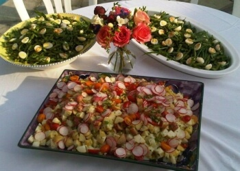 St Catharines caterer Robin Howe Catering