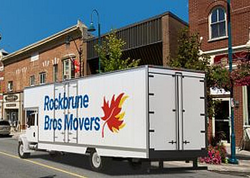 Ajax moving company Rockbrune Movers