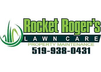 Orangeville lawn care service Rocket Roger's Lawn Care Property Maintenance