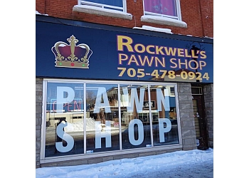 North Bay pawn shop Rockwell's Pawn Shop