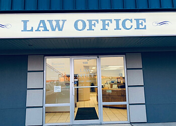 Medicine Hat real estate lawyer  Rocky Lane Hornung Law Office