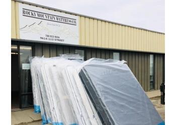 Grande Prairie mattress store Rocky Mountain Mattress Company