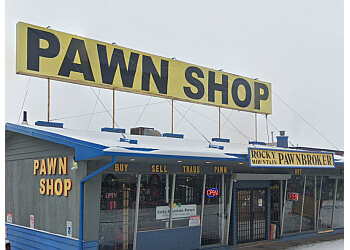 Calgary pawn shop Rocky Mountain Pawn Ltd.