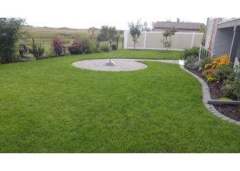 Lethbridge landscaping company Rocky Ridge Landscaping
