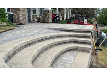 Airdrie landscaping company Rocky View Yards