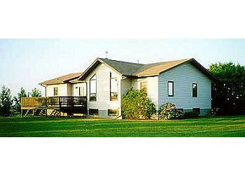 Red Deer bed and breakfast Rolyn Hills B&B and Guest Ranch