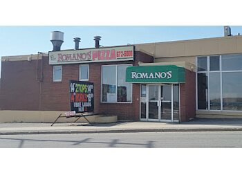 Romanos Pizza and Spaghetti House Saint John Pizza Places