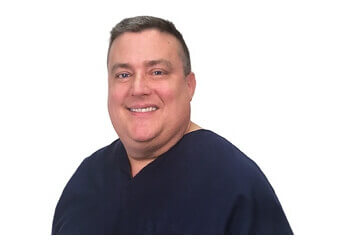 Barrie podiatrist Ron Barron, DPM