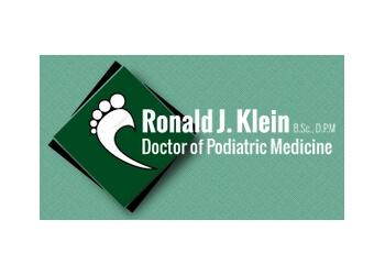 Aurora podiatrist Ronald J Klein, DPM