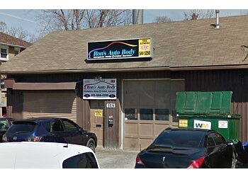 Kingston auto body shop Rons Auto Body