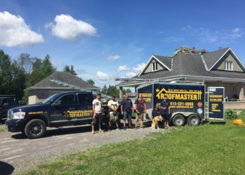 Ottawa roofing contractor Roofmaster Ottawa, Inc.