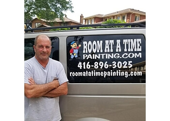 Markham painter Room At A Time Painting