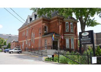 Toronto funeral home Rosar-Morrison Funeral Home & Chapel