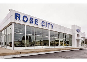 Windsor car dealership Rose City Ford