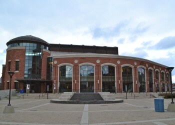 Brampton places to see Rose Theatre
