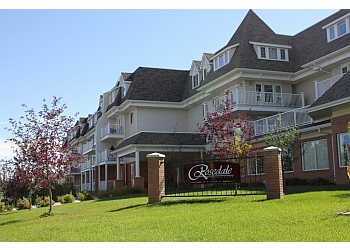 St Albert retirement home Rosedale