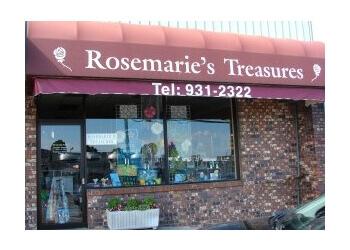 Coquitlam gift shop Rosemarie's Treasures