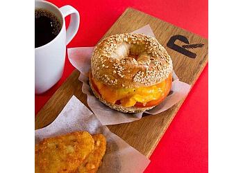 Vancouver bagel shop Rosemary Rocksalt