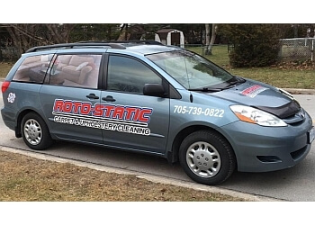 Barrie carpet cleaning Roto-Static