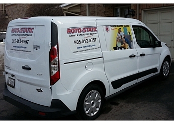 Halton Hills carpet cleaning Roto-Static
