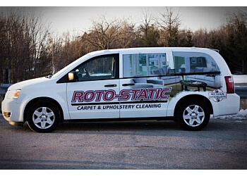 Norfolk carpet cleaning Roto-Static