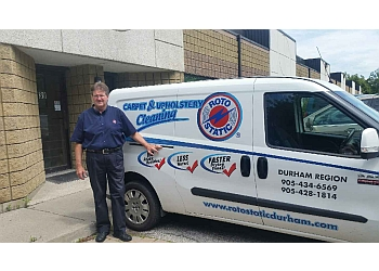 Whitby carpet cleaning Roto-Static Cleaning Services