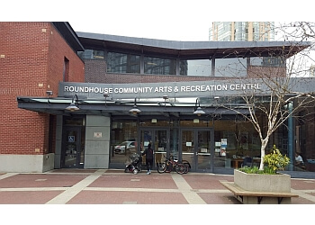 Roundhouse Community Arts & Recreation Centre Vancouver Recreation Centers