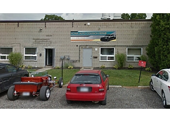 Kitchener auto body shop Rowa Auto Collision Repair