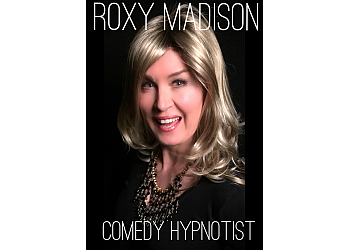 Victoria entertainment company Roxy Madison Comedy Stage Hypnosis