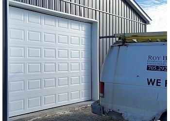 Peterborough garage door repair Roy Blinn Overhead Doors