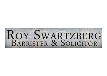 Coquitlam criminal defense lawyer Roy Swartzberg, Barrister and Solicitor