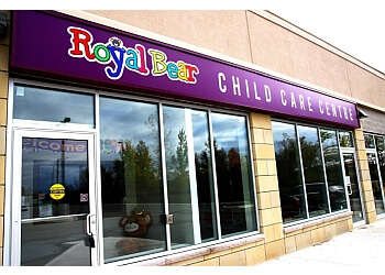 Oshawa preschool Royal Bear Child Care Centre