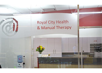 New Westminster massage therapy Royal City Health and Manual Therapy Inc