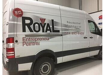 Repentigny painter Royal Entrepreneur Peintre Inc.