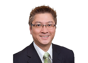 Brossard real estate agent Bernard Chan