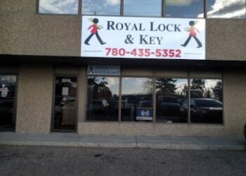 Edmonton locksmith Royal Lock & Key