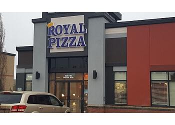 Sherwood Park pizza place Royal Pizza