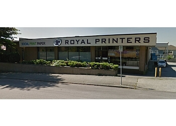 New Westminster printer Royal Printers Ltd.