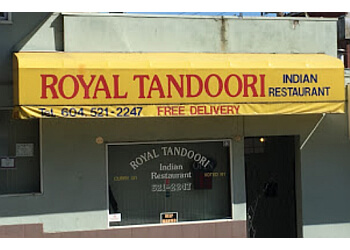 New Westminster indian restaurant Royal Tandoori