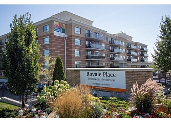 Kingston retirement home Royale Place Retirement Residence