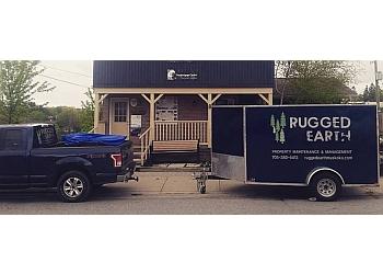 Huntsville lawn care service Rugged Earth