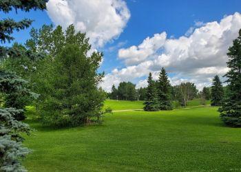 Edmonton public park Rundle Park
