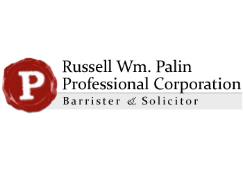 Peterborough notary public Russell Wm. Palin Professional Corporation