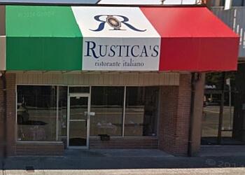 Chilliwack italian restaurant Rustica's Ristorante Italiano