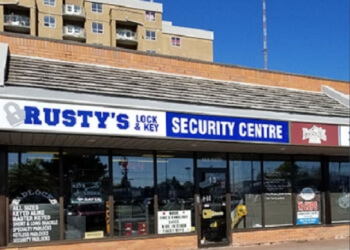 London locksmith Rusty's Lock & Key Ltd