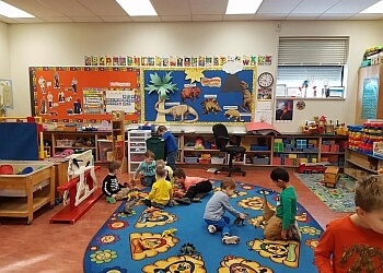 Kelowna preschool Rutland Parent Participation Preschool
