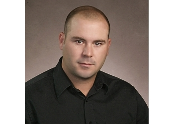 Fredericton mortgage broker Ryan Cain