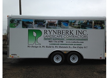 Welland lawn care service Rynberk Landscape Contractors Inc.